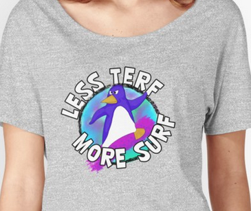 Less TERF More Surf